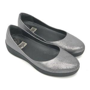 FITFLOP Superballerina Comfort Flats size 9